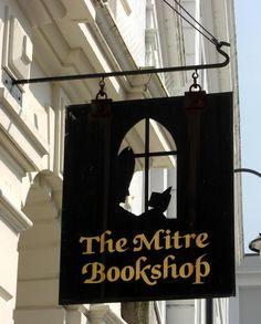 The Mitre Bookshop