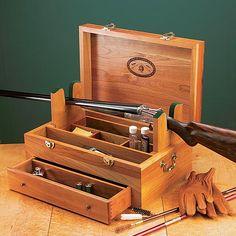 Orvis Gun Cleaning Box - Solid Maple Gunning Box -- Orvis on Orvis.com!