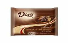 Dove Dark Chocolate Almond Miniatures - 12 Pack - http://bestchocolateshop.com/dove-dark-chocolate-almond-miniatures-12-pack/