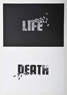 DESIGN A EMPORTER LIFE / DEATH
