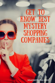 Useful Links - ScamsKitchen Mystery Shopper, Online Cash, Best Mysteries, Cash Money, How To Make Money, Shopping, Fashion, Moda, Fashion Styles