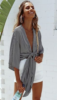 What to Wear For a Vacation – 20 Casual Outfit Ideas for Vacation
