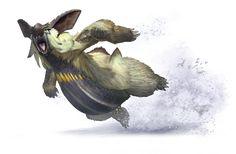 Monster Hunter 3 - Lagombi