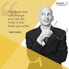 Speaking of books, Poke the Box by Seth Godin is a manifesto in which he argues that the only real way for us to succeed today is by taking initiative.