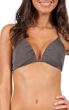 Bralette Bikini Top - Butterfly neckline