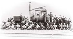more puffing billy and early rail images