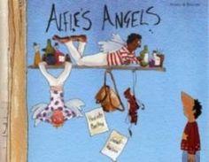 Malaa'iigtii Alfi = Alfie's angels : [Somali & English] / Henriette Barkow ... #bilderbok #somali #engelska