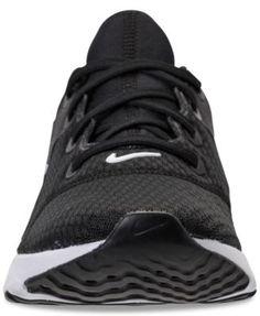 cf4e3c941e3 Nike Women s Renew Rival Running Sneakers from Finish Line - Black ...