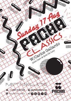 Pacha Classics Mallorca 2014
