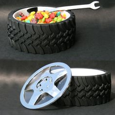 AWESOME! wrenchware tire bowl