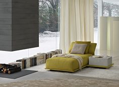Night and Day, the seating system based on the theme of versatility.