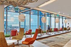 Westpac Regional Headquarters - in Sydney, NSW #midsizeoffice #commercialspaces #commercialinteriors #design #flooring