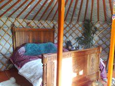 York Yurts 2011