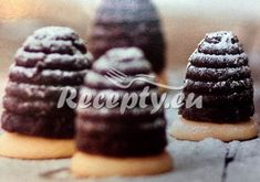 Hamburger recepty - www. Cookies, Chocolate, Food, Self, Crack Crackers, Biscuits, Essen, Chocolates, Meals
