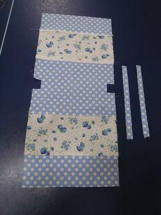 お着替え袋の作り方 | 集まれ!手芸部~横浜・磯子の洋裁教室~
