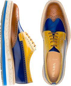 Prada // Footwear Woman