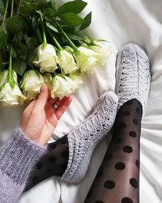 Ravelry: Helmiina tossut pattern by Elizaveta Klimenko Ravelry, Slippers, Sneakers, Pattern, Shoes, Fashion, Tennis, Moda, Zapatos