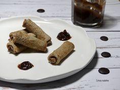 Mini crêpes au caramel au chocolat et au beurre salé 🤎🤎🤎 – Linou Cuisine Mini Crepe, French Toast, Breakfast, Food, Chocolate Caramels, Butter, Kitchens, Morning Coffee, Essen