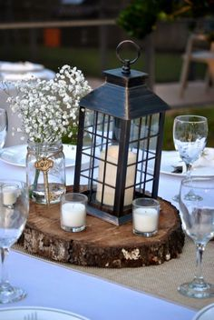 Rustic country wedding simply creative and vibrant rustic decoration. Tip idea 4943341913 shared 20190606 Latern Centerpieces, Country Wedding Centerpieces, Bridal Shower Centerpieces, Wedding Flower Decorations, Wedding Ideas, Country Weddings, Christmas Centerpieces, Wedding Inspiration, Irish Wedding