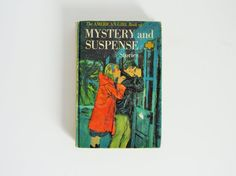 Vintage American Girl Book of Mystery and Suspense by SeedAndVine