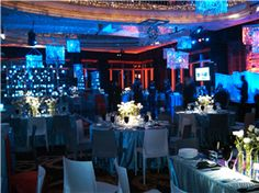 Event lighting and design