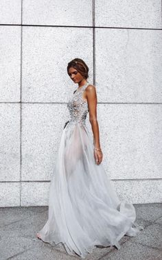 FOR THE DRESS || Paolo Sebastian haute couture || NOVELA BRIDE...where the…                                                                                                                                                                                 More