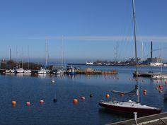 Copenhagen Harbor - Denmark  Spring 2012