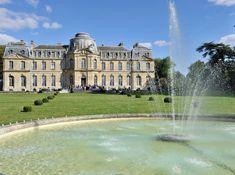 Chateau de champlatreux fontaine