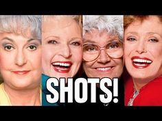 "Grab a couple friends, your favorite drinks, and join us as we play the Golden Girls drinking game. Here's how: | The ""Golden Girls"" Drinking Game Is Something You Need To Play Right Now"