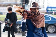 The Best Dressed Men at London, Milan, and Paris Fashion Week