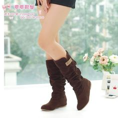 2015 New Arrival Winter  Lady suede Snow Boots Sexy 3 Colors Black Orange Brown Women Boots botas femininas BWB715A