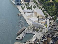Guggenheim Helsinki Design Competition Submissions Revealed