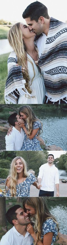 Hannah and Chase's Picture Perfect Engagement