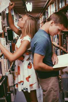 how romantic would it be to meet you're boyfriend/girlfriend in library lol