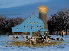 Gorgeous barn---love the lights