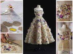 The Fashion Doll Chronicles: Le Petit Théâtre Dior - Haute Couture in miniature.