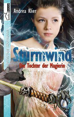 Mein Buchtipp: Sturmwind - Die Tochter der Magierin, bookshouse Verlag