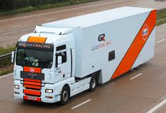 MAN TGA RX55 HWS Gulf Racing