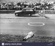 (dpa Files) - German Formula 1 Driver Wolfgang Count Berghe Von Trips Stock Photo, Royalty Free Image: 53720586 - Alamy