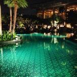 Hotel Shangri-La in Bangkok, Thailand