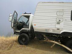 4x4 RV / Adventure Vehicle