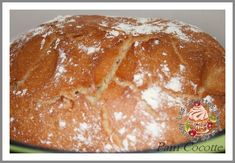 Pain cocotte thermomix à points ww Points, Bread, Baking, Desserts, Recipes, Challenge, French, Brioche Bread, Parchment Paper Baking