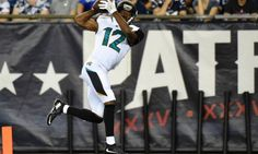Can Dede Westbrook put up 200 receiving yards in NFL debut? = Jacksonville Jaguars rookie wide receiver Dede Westbrook isn't interested in being limited to the skies. His otherworldly ambitions in the NFL reach.....