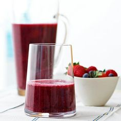 Loaded with Vitamin C and antioxidants, these smoothies offer a simple and healthy cooling treat.
