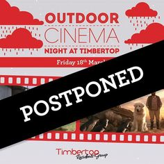 Due to the weather forecast we've had to take a rain check on tonight's screening of Oddball. Melbourne's unpredictable weather got the better of us this time but don't worry - the movie night will now be held in the school holidays!  NEW DATE: Friday 8th April  Stay tuned for more details!  #outdoorcinema #timbertopestate #rainraingoaway #oddball #timbertopresidentsgroup by timbertopestate