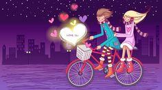 Love Cartoon Pictures