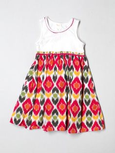 57c67f0c9e4 Check it out -- Gymboree Summer Dress for  8.49 on thredUP! GymboreeFrench  FashionIkatGirls ...