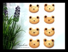 With just 5 ingredients, you can make these absolutely lovely and yet delicious eggless Teddy Bear cookies for any occasion. Would like to try your own with your kids together? Follow Hankerie recipe and method here > http://www.hankerie.com/2014/04/easter-teddy-bear-cookies-eggless.html
