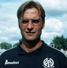 Jürgen Klopp - Jürgen Klopp war von 2001 bis 2008 Trainer beim 1. FSV Mainz 05 (Foto: Public Address
