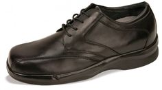 BIOMECHANICAL STITCHED OXFORD - BLACK Apex Shoes, Men's Shoes, Dress Shoes, Comfortable Shoes, Men Dress, Oxford Shoes, Lace Up, Sneakers, Black